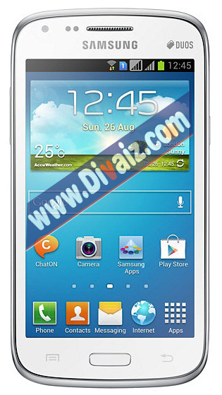 Flashing Samsung Galaxy Core Duos - www.divaizz.com