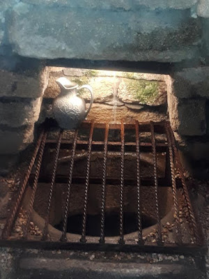 Where would you go for your next Vacation?- A Little Bit of Something- the fountain of youth, well This is the spring that was discoverd in 1513 and was recorded a landmark in a spanish grant.