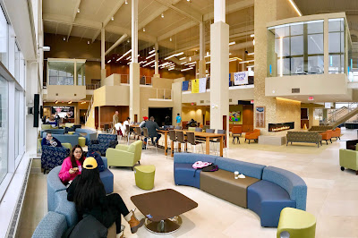 UIS Student Union wins design award of excellence from the Association of College Unions International