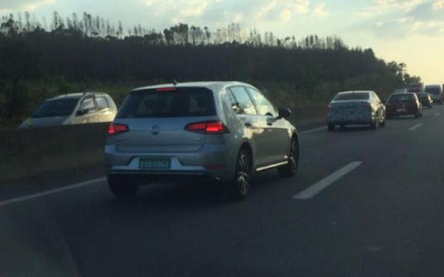 VW Golf 2018 200 TSI Automático