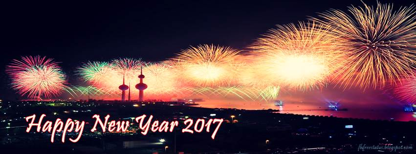 new year facebook covers photo 2017