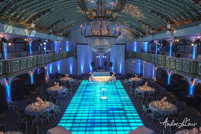 Best Wedding Venues Chicago millennium knickerbocker hotel chicago