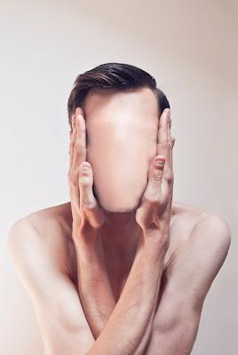 Gambar Manusia tanpa mata