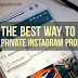 How to look at someone Instagram Private
