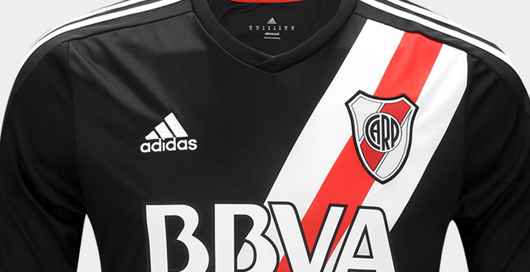 7b49c85e7 Adidas River Plate 16-17 Special Kit Released - Footy Headlines