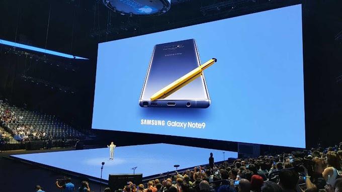 Belum Punya Smartphone Berponi, Samsung pun Dicibir