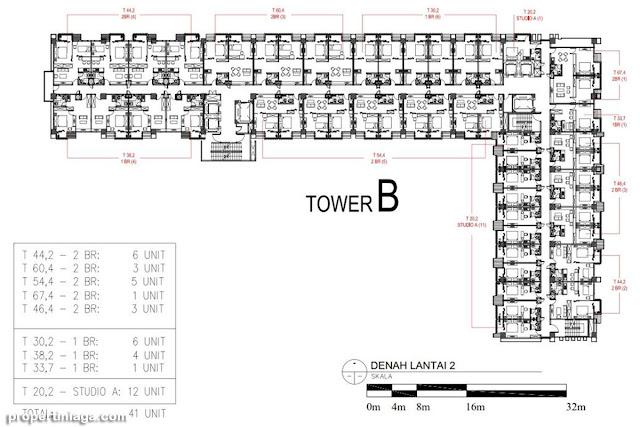Denah-Sentul-Apartment-Tower- B_2