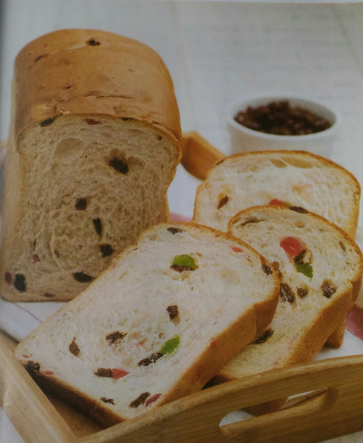 Resep Roti Tawar Kismis