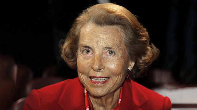 Muere la mujer más rica del mundo