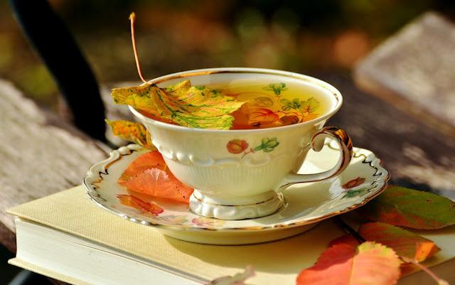 jesienna herbata
