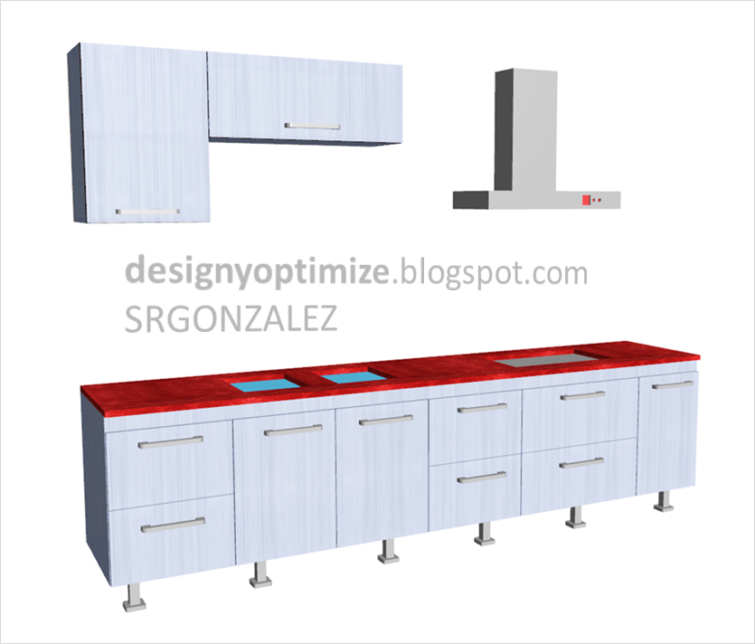 Dise o de muebles madera c mo fabricar muebles de cocina for Diseno de muebles 3d