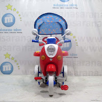 pmb t05 scoopy baby tricycle
