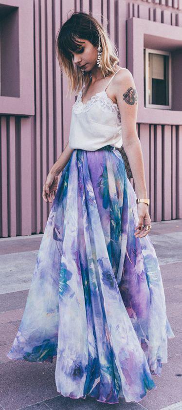 Street Style 2018 Spring Summer #stylefashion