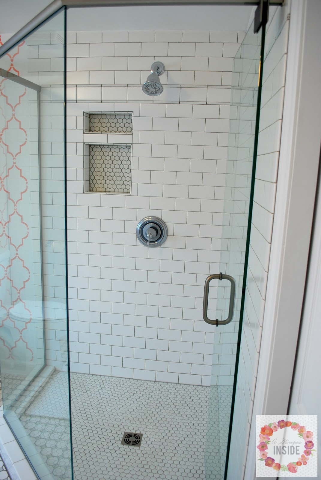 Master Bathroom Reveal | A Glimpse Inside