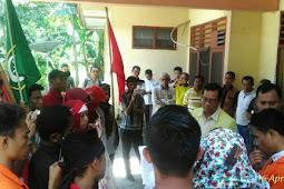 Aksi penuntutan copot Dirut RSUD Bima kembali dilakukan oleh Front Mahasiswa peduli Rakyat