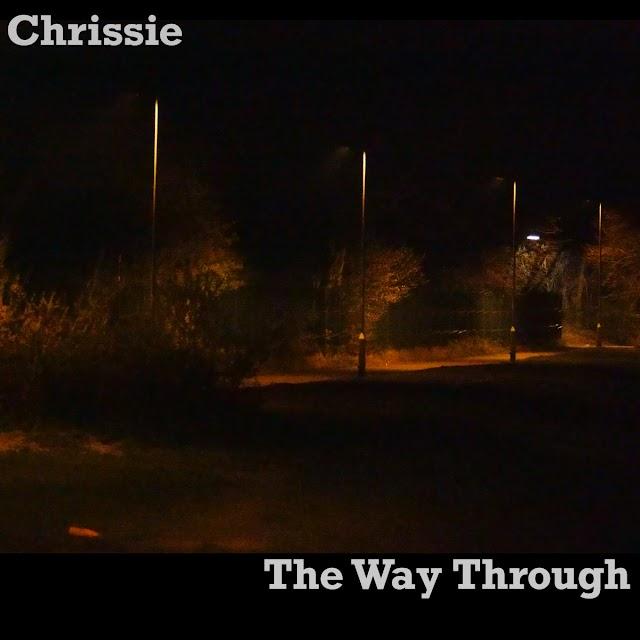 """Stream & Purchase """"The Way Through"""" album by Chrissie"""