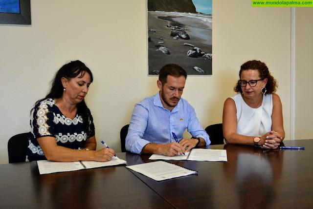 El Cabildo de La Palma financia 43 plazas de dependencia en Breña Baja y Puntagorda