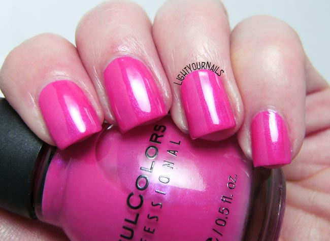 Sinful Colors Oasis smalto nail polish