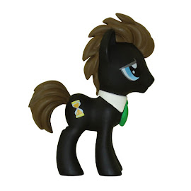 My Little Pony Black Dr. Whooves Mystery Mini's Funko