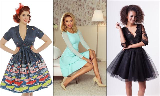 Jak vybrat šaty přes internet?