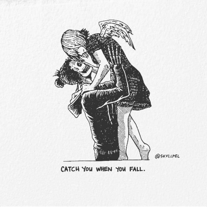 36 Skeletal Illustrations Depict Love And Passion From Different Angles