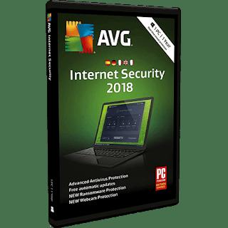 AVG Internet Security 2018 v18.5.3059 Full version