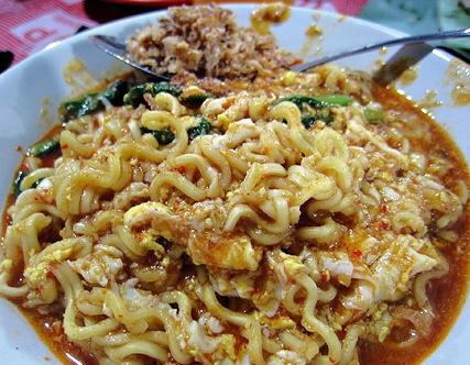 Resep Indomie Becek Sederhana