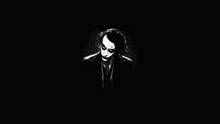 Joker, Minimalist, DC, Comics, 4K, #4.2919