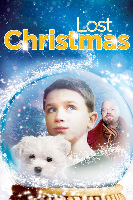 Lost Christmas 2011 movie poster Eddie Izzard