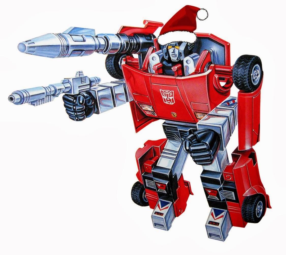 Transforming Seminarian The Transformers Thunderous