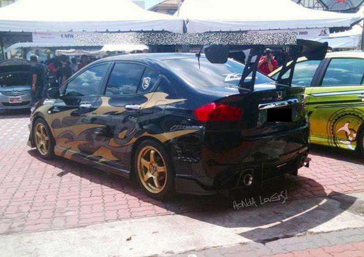 Ahrharth Honda Honda City Luxury Cars Modified Cars Modified Honda