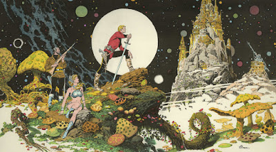 Flash Gordon, portada de Al Williamson