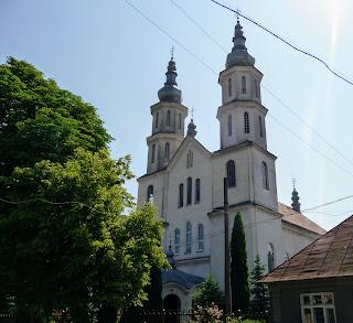 Перечин. Церковь св. Николая. УГКЦ