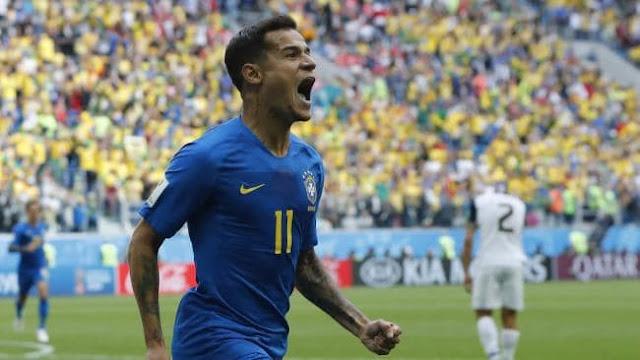 c81f73496 Philippe Coutinho celebrates (source AP)