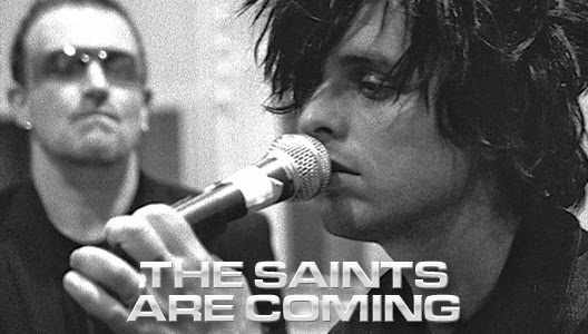 bono and billie saints are coming