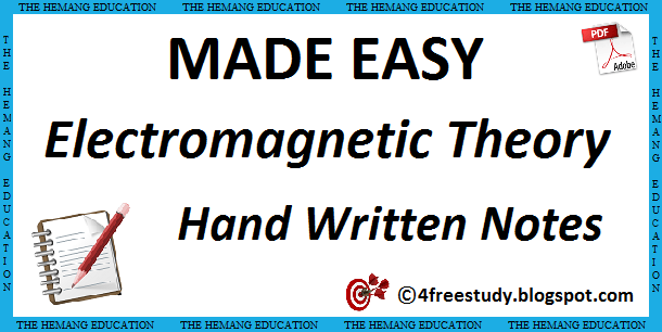 Electromagnetic Theory Books Pdf