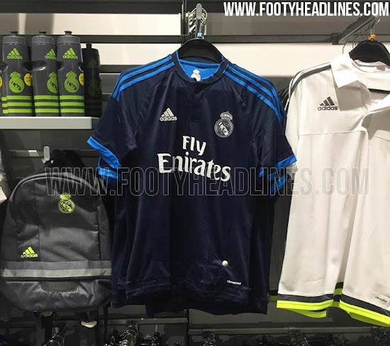 Real Madrid 15-16 Third Kit Is Already On Sale in Dubai - Footy ... 88e8b5305