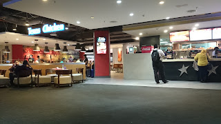 Texas Chicken KLIA 1 International Airport