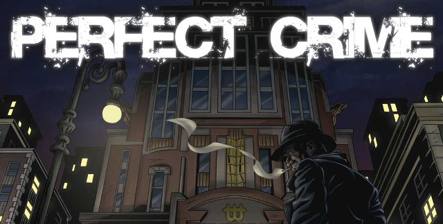 UK Games Expo 2016 - Perfect Crime Kickstarter Review