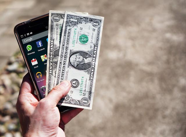 स्मार्ट फोन बाट पैसा कमाउने Apps हरु ।