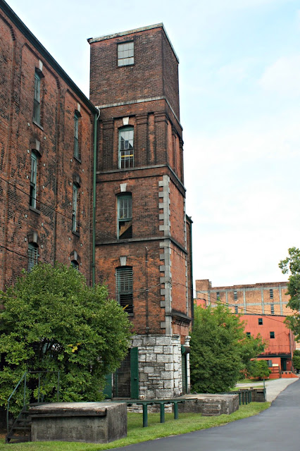 Buffalo Trace in Frankfort, Kentucky has been distilling since the late 1700's.