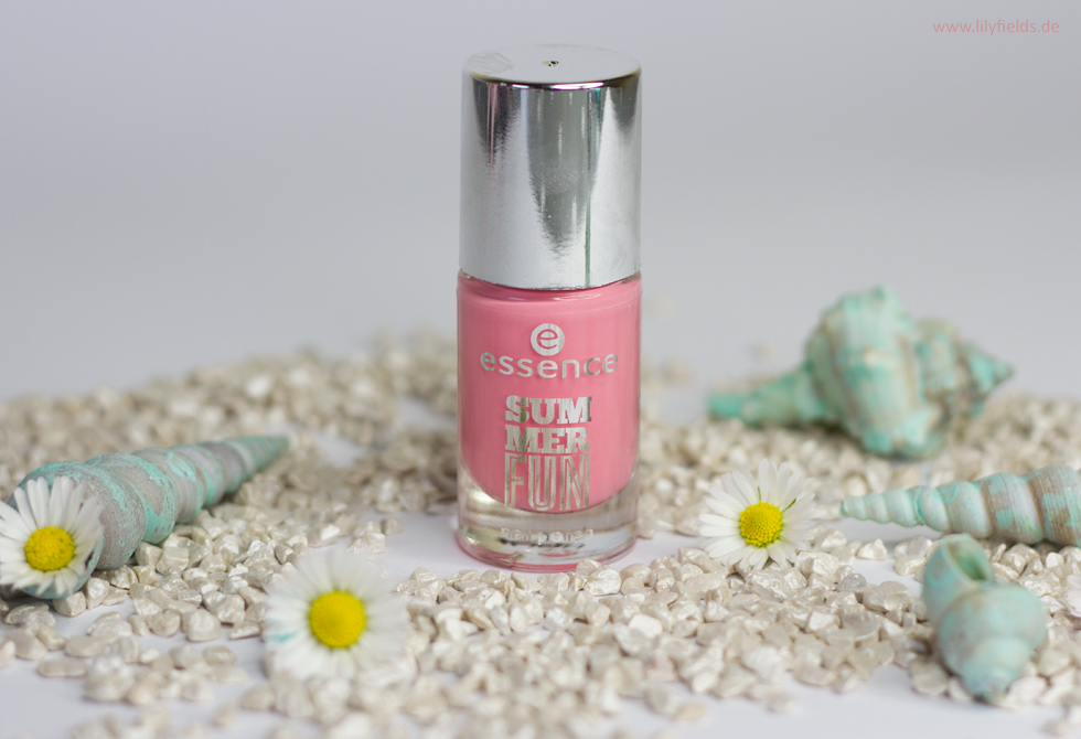 Foto zeigt essence summer fun – nail polish