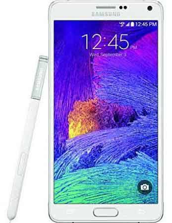 Samsung Galaxy Note 4 - 32 GB - Frost White - Verizon - GSM