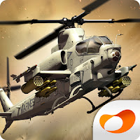GUNSHIP BATTLE : Helicopter 3D Apk Download Mod+Hack+Data