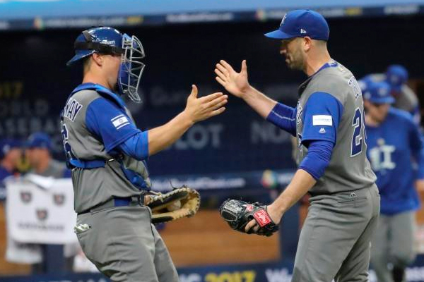 Israel upsets South Korea in World Baseball Classic opener.