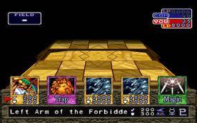 Yu-Gi-Oh Forbidden Memories