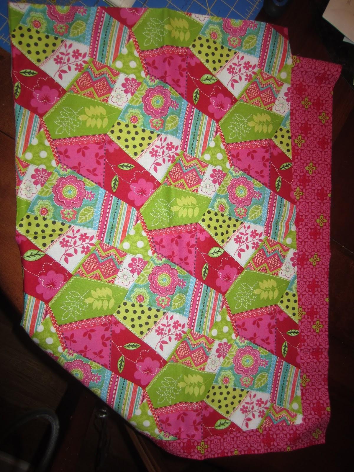 Seams Sew Precious Diy Quilt Block Applique Envelopes
