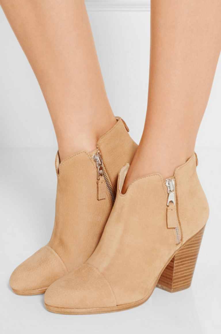 eb9b8fa86a My Superficial Endeavors: Rag & Bone Margot Boot