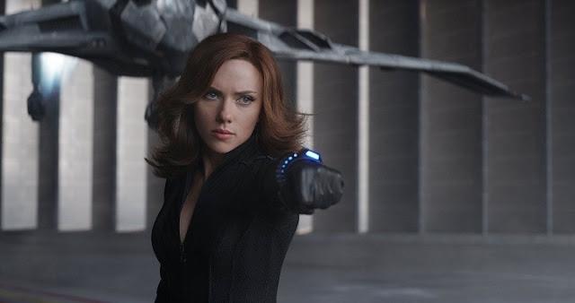 Scarlett Johansson quiere una cinta de Black Widow