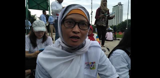 Sportif, Relawan Jokowi Janji Siap Menang Atau Kalah